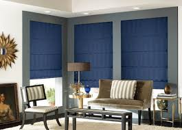 Drop Down Blinds Roman Shades Modern Decorative Fabric Budget Blinds