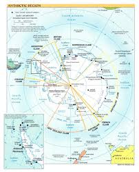 Map Of Africa With Capitals by Antarctica Map Map Of Antarctica Facts About Antarctica And