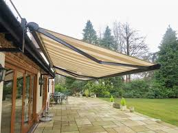 Electric Awning Large Electric Awnings Fitted In Ringwood New Forest The