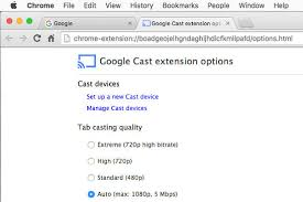 cast extension android why i use a chromecast with my mac instead of an apple tv mac