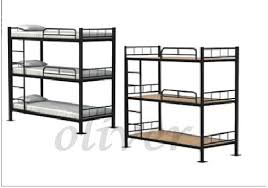 3 Tier Bunk Bed 3 Tier Bunk Bed Oliver Metal Furniture Store