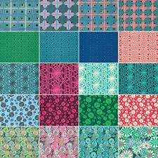 Amy Butler Home Decor Fabric by Amazon Com Amy Butler True Colors 20 Fat Quarter Bundle Free