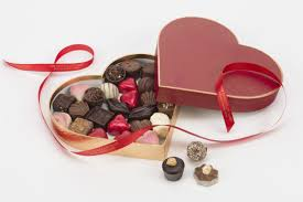 heart chocolate box chocolate specialists the chocolate shop heart box with