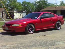 1995 Mustang Black 44 Best Ford Mustang Images On Pinterest Ford Mustang Ford