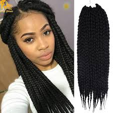 jumbo braids hairstyles pictures jumbo box braids crochet braids hair extensions havanna mambo