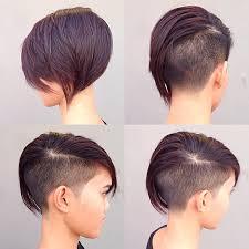 Bob Frisuren Mit Undercut by 19 Undercut Pixie Cuts For Badass Hairstyle Guru Hair