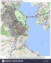 map of tasmania australia hobart tasmania australia country city island state location map