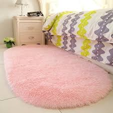 Nursery Room Area Rugs Yoh Fluffy Pink Area Rugs For Bedroom Rooms