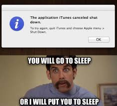 Funny Computer Meme - every time i try to turn off my computer meme guy