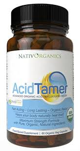 amazon com natural acid reflux relief usda organic antacid acid