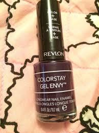 revlon colorstay gel envy provides long lasting shiny color