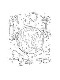 45 lds primary coloring pages images lds