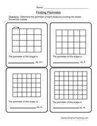 πάνω από 10 κορυφαίες ιδέες για perimeter worksheets στο pinterest