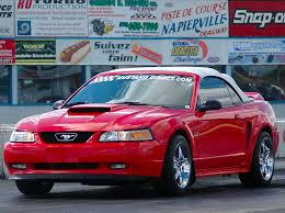 2000 gt mustang specs 2000 ford mustang gt convertible 1 4 mile drag racing timeslip