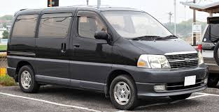 review used toyota granivia car from japan