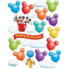 Mickey Mouse Clubhouse Bedroom Set Mickey Mouse Clubhouse Birthday Deco Trim Eureka