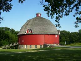Barn Roof Styles by Barn Architecture Styles With Awesome Black Red And White Round