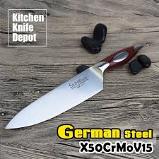 carbon kitchen knives aliexpress buy sedge 8 inch chef knife kitchen blade high