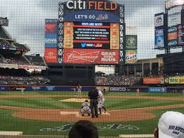 Citi Field Map Citi Field Section 15 Rateyourseats Com