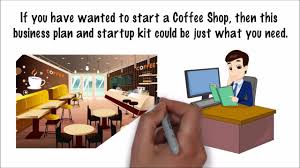 How To Build A Business Plan Template Starting A Coffee Shop Business Plan Template And Start Up