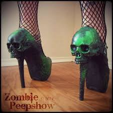 Skull High Heels 63 Best Skull High Heels Images On Pinterest High Heels Shoes