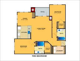 v a floor plan orchard bridge apartments in manassas va two bedroom floor plan