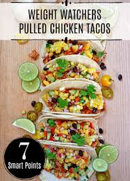 weight watchers crock pot chicken tacos fynes designs fynes