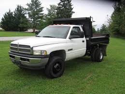 1997 dodge ram 3500 diesel for sale 2001 dodge 3500 cummins diesel dump truck 9 000 00 trucks for