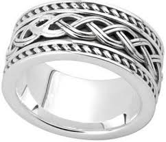 titanium celtic wedding bands celtic wedding bands