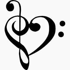 heart music notes clipart china cps