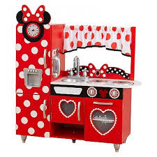 mickey mouse kitchen appliances kidkraft disney jr minnie mouse vintage play kitchen shop your