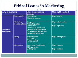 ethical issues in marketing ethical issues in marketing tantrums attention tk
