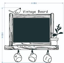 popular kid calendar wall buy cheap kid calendar wall lots from aw003 free shipping diy chalkboard cup calendar vinyl wall decal removable vinyl wall stickers 92