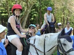 Cape Cod Horseback Riding Everyone Outdoors Windrush Farm Offers Adaptive Horseback Riding