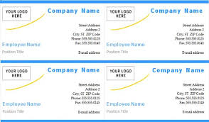 word 2013 business card template boblab us