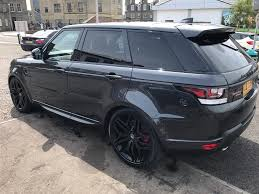 hse land rover 2017 range rover sport hse dynamic 2017 in broughty ferry dundee