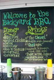backyard bbq menu ideas christmas lights decoration