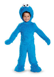Monster Inc Halloween Costumes Cookie Monster Costumes Halloweencostumes Com