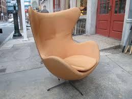 Reupholster Egg Chair Reclining Arne Jacobsen Egg Chair For Fritz Hansen At 1stdibs