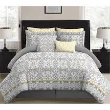 Bed Set Walmart Mainstays Medallion Bed In A Bag Bedding Set Walmart Com