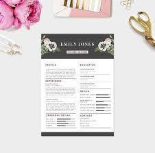 8 best resume images on pinterest cover letters cv template and
