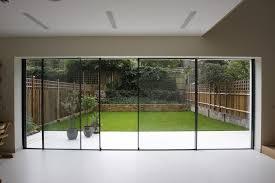 Glass Bifold Doors Exterior Folding Sliding Doors Home Depot Lowes Bifold Interior