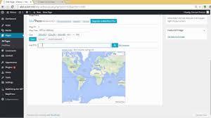 Google Maps Africa by Wordpress Tutorial Mappress Easy Google Maps Youtube