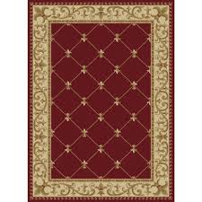 Traditional Persian Rug by Tayse Rugs Sensation Ivory 7 Ft 10 In X 10 Ft 3 In Traditional