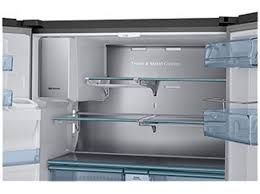 Samsung Cabinet Depth Refrigerator Ferrari U0027s Appliance 24 Cu Ft Counter Depth 4 Door Flex Chef