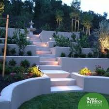 Steep Hill Backyard Ideas Retaining Wall Ideas For Sloped Backyard Yard Garden Ideas