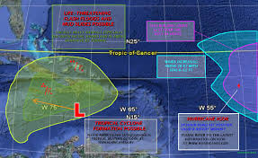 national weather forecast map nhc marine product descriptions