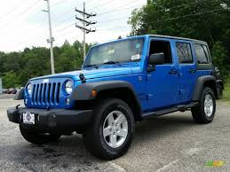 jeep wrangler unlimited sport 2015 2015 hydro blue pearl jeep wrangler unlimited sport 4x4 104798604