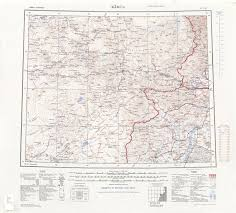 Kabul Map Asia Ams Topographic Maps Perry Castañeda Map Collection Ut