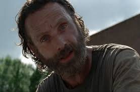 rick grimes hairstyle the walking dead it s a ricktatorship even when it s not